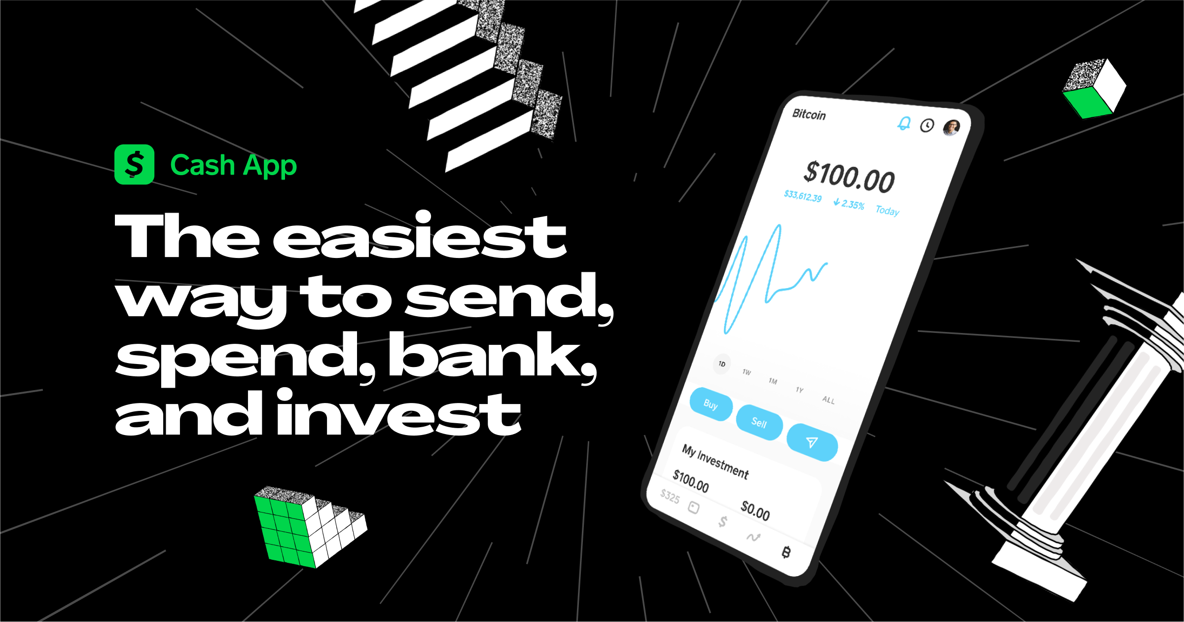 Cash <b>App</b> - The easiest way to send, spend, bank, and invest