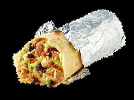 Cash App Boost Burrito