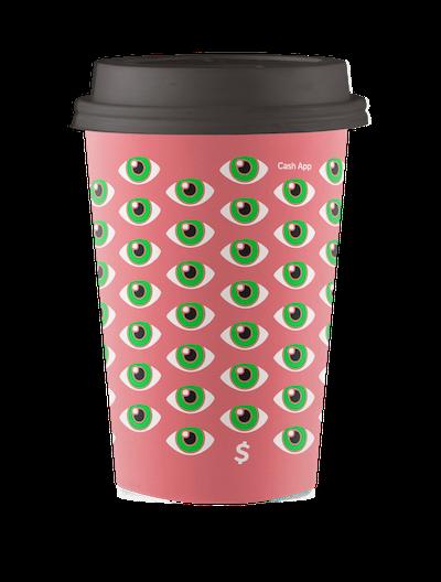 Cash App Boost Coffe Cup